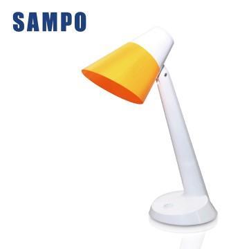 聲寶SAMPO 復古造型LED檯燈