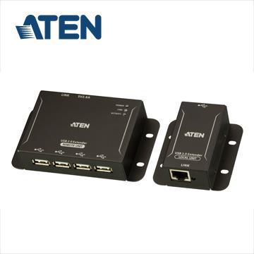 ATEN UCE3250 USB2.0 4埠傳輸50M延長器