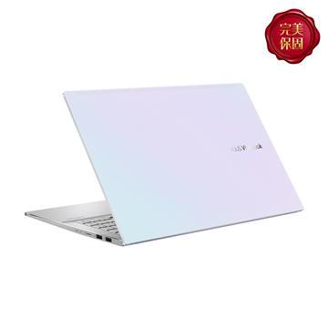 華碩ASUS S533EQ 筆記型電腦 幻彩白(i7-1165G7/16G/512G/MX350/W10)