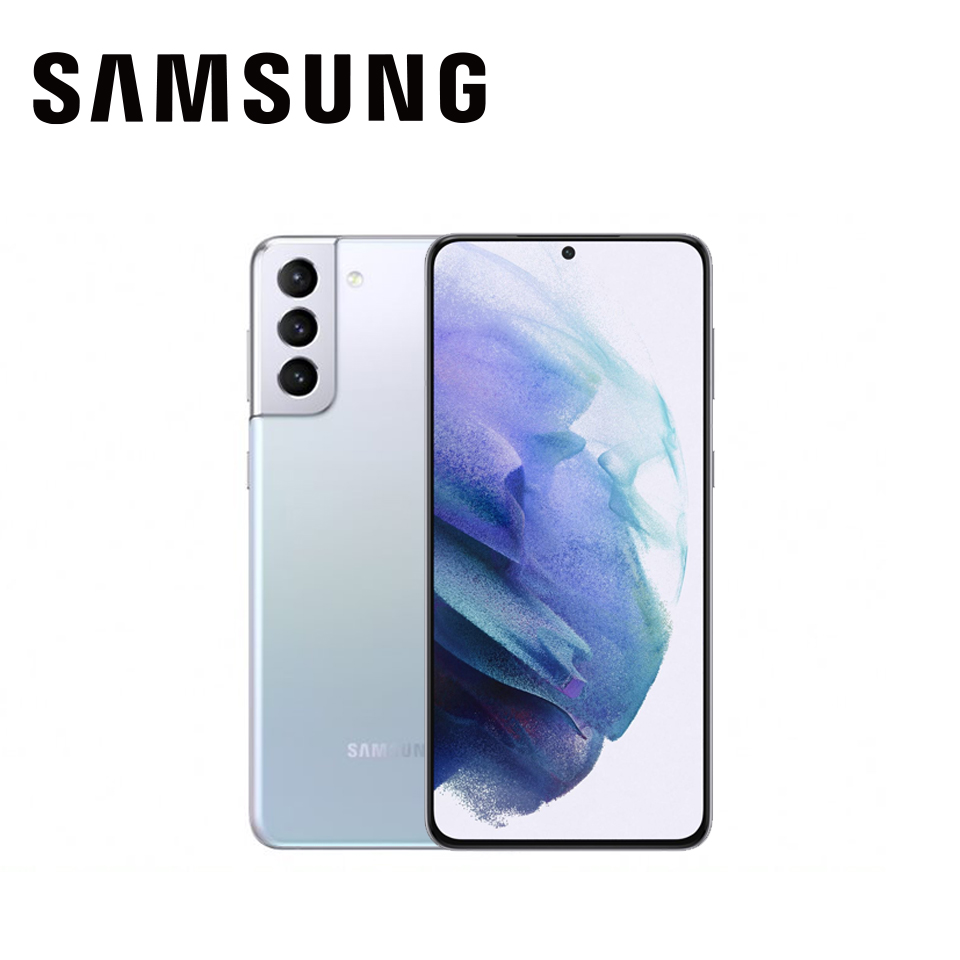 三星SAMSUNG Galaxy S21+ 5G 8G/128G 銀