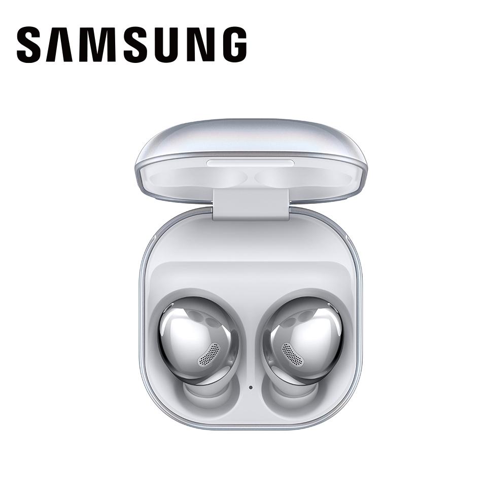 三星SAMSUNG Galaxy Buds Pro 銀 SM-R190NZSABRI