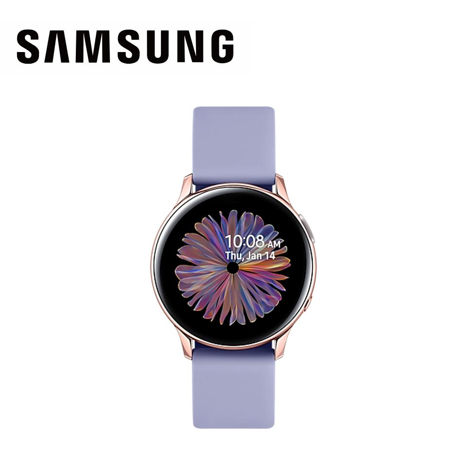 三星SAMSUNG Galaxy Watch Active2 鋁製/40mm