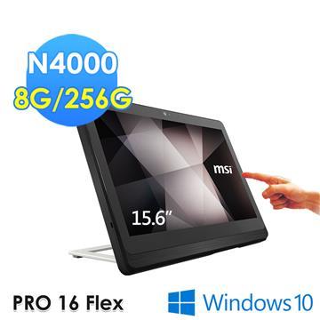 msi微星PRO 16 Flex 8GL-059TW觸控液晶電腦(N4000/8G/256G/W10) PRO 16 Flex 8GL-059TW