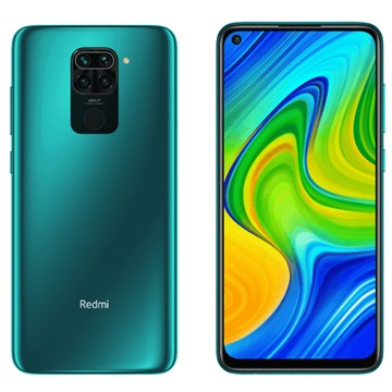 Redmi Note 9 4G+128G (森林綠)