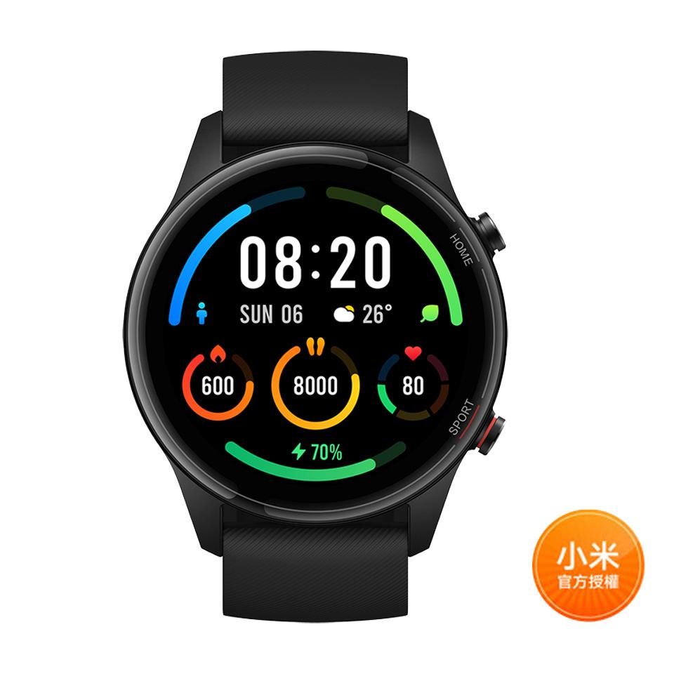 小米手錶 運動版 典雅黑 ☆可偵測心率血氧