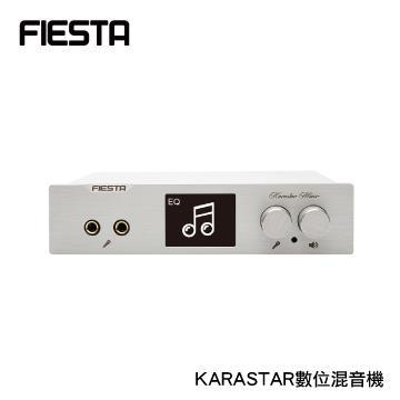 Fiesta Karastar 數位混音機