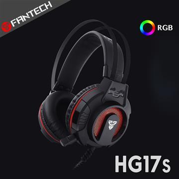 FANTECH HG17s 立體聲耳罩式電競耳機 HG17S