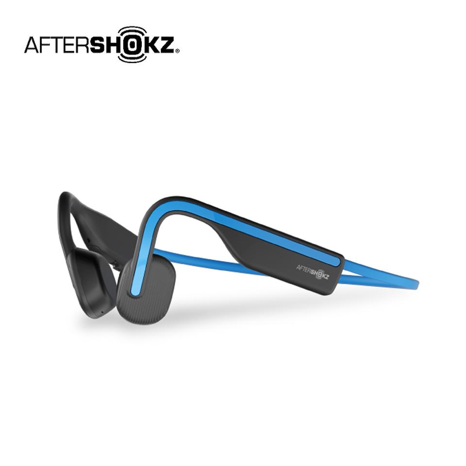 AFTERSHOKZ OPENMOVE骨傳導耳機-新潮藍