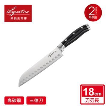 樂鍋史蒂娜Lagostina 18CM日式主廚刀