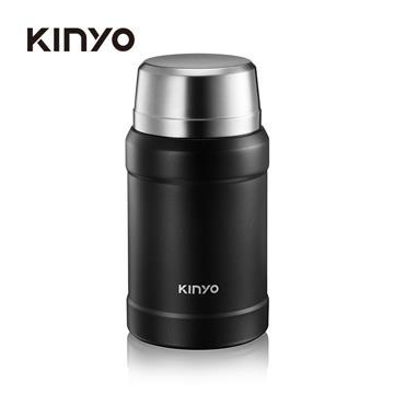 耐嘉KINYO 316不鏽鋼800ml真空燜燒罐