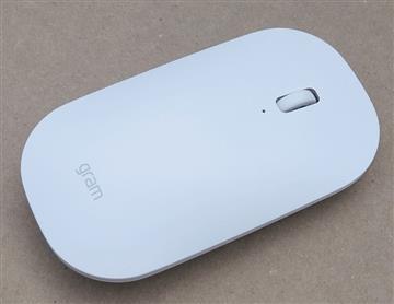 贈品-LG Gram 專屬無線滑鼠-白色