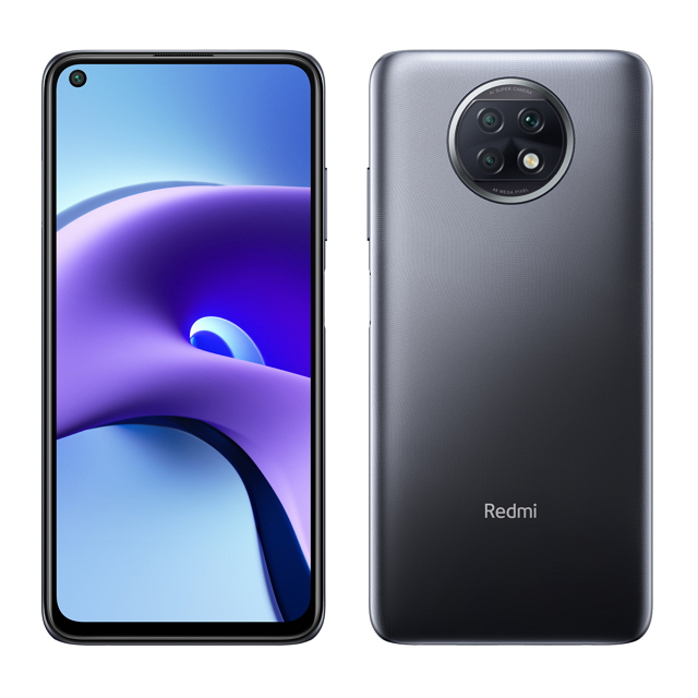 Redmi Note 9T (4G+128G) 日暮黑