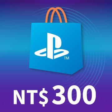 PSN點數 300元(PSN點數 $300)