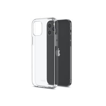 Moshi Vitros iPhone 12/12Pro超薄透亮保護殼-透