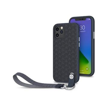 Moshi Altra iPhone 12/12Pro 腕帶保護殼-黑