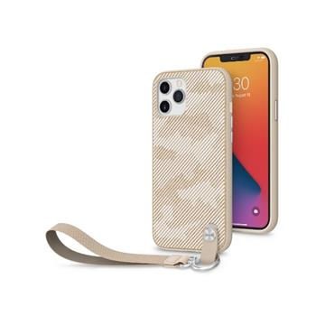Moshi Altra iPhone 12 Pro Max 腕帶保護殼-棕