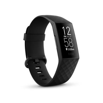 Fitbit Charge4 智慧手錶-黑