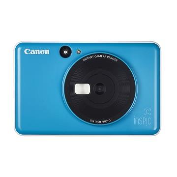 佳能Canon CV-123A 拍可印相機 海岸藍