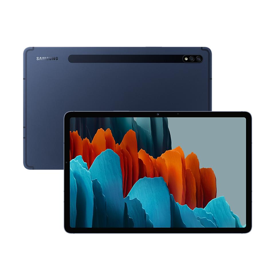三星SAMSUNG Galaxy Tab S7 WIFI 平板電腦 星魅藍