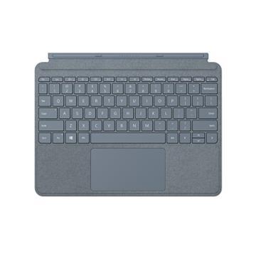 微軟Surface GO 實體鍵盤保護蓋(冰藍)