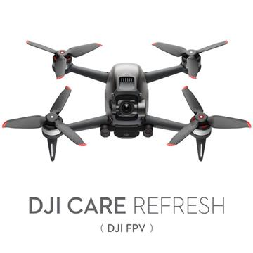 大疆DJI Care Refresh FPV售後服務-1年版