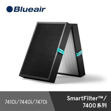 (二入組)Blueair 7400系列專用智能濾網