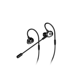 SteelSeries賽睿 Tusq 入耳式電競耳機