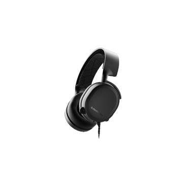 SteelSeries賽睿 Arctis 3 電競耳機-黑 ARCTIS 3 黑