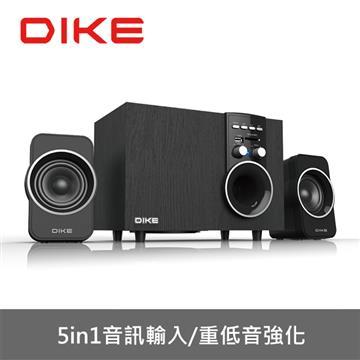 DIKE DSM305多媒體藍牙2.1聲道喇叭