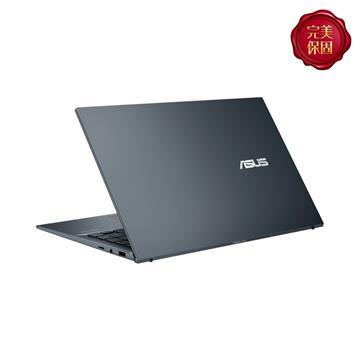 華碩ASUS ZenBook UX435EAL 筆記型電腦 綠松灰(i7-1165G7/16G/1T/W10) UX435EAL-0112G1165G7