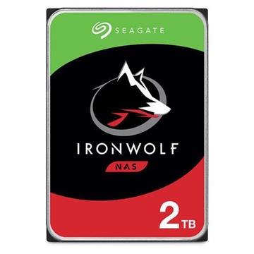 Seagate【IronWolf】2TB 3.5吋NAS硬碟 ST2000VN004