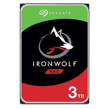 Seagate【IronWolf】3TB 3.5吋NAS硬碟 ST3000VN007