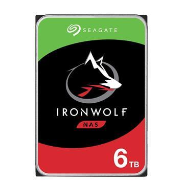 Seagate【IronWolf】6TB 3.5吋NAS硬碟