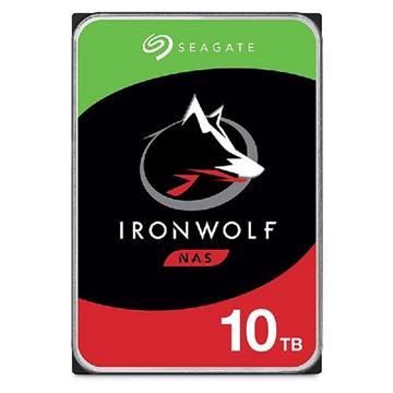Seagate【IronWolf】10TB 3.5吋NAS硬碟
