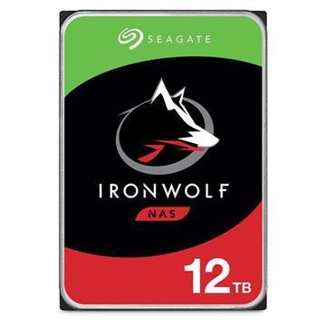 Seagate【IronWolf】12TB 3.5吋NAS硬碟