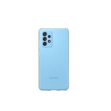 三星SAMSUNG Galaxy A52 原廠矽膠薄型背蓋 藍