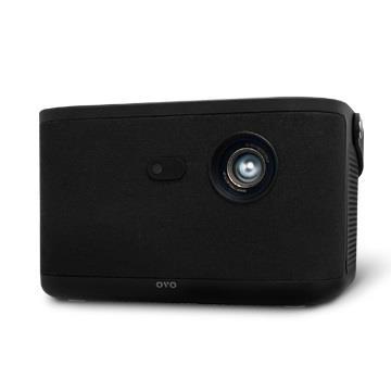 OVO 無框電視K1智慧投影機-黑