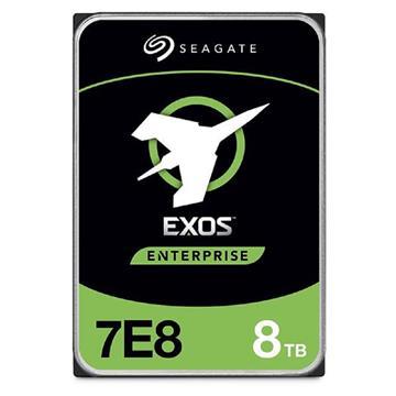 Seagate【Exos】3.5吋 8TB SATA 企業級硬碟