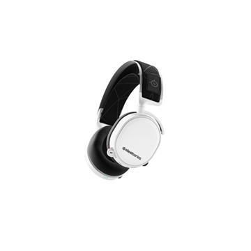 賽睿SteelSeries Arctis 7 White 無線電競耳機-白