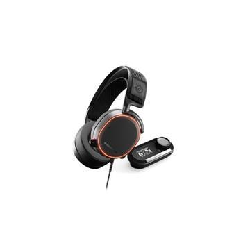 賽睿SteelSeries Arctis Pro + GameDAC電競耳機-黑