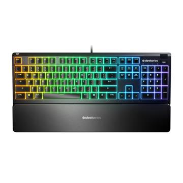 賽睿Steelseries Apex 3 電競鍵盤-英文