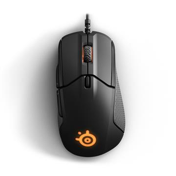 賽睿SteelSeries Rival 310 Ergonomic  Mouse電競滑鼠-黑