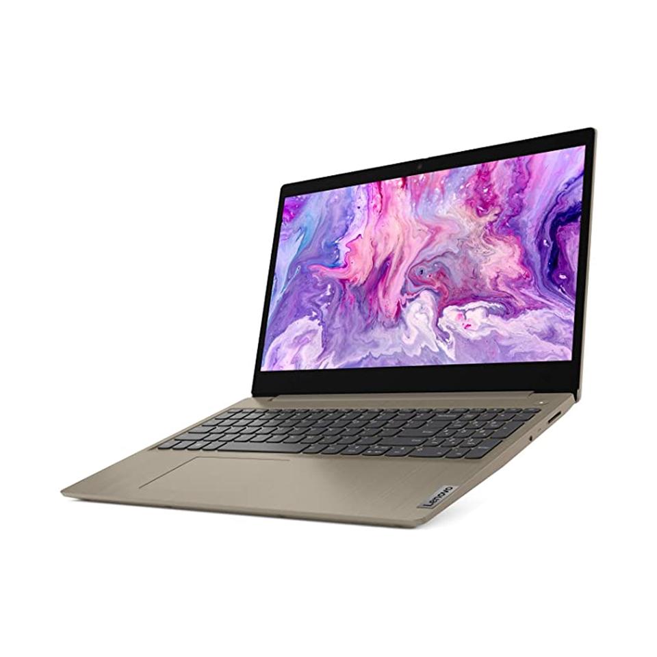 "聯想 Lenovo IdeaPad 3 筆記型電腦 15.6""(i5-1135G7/8GB/512GB/MX350 2G/Win 10) 金沙"