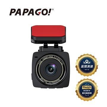 PAPAGO ES76G Sony夜視 GPS行車紀錄器