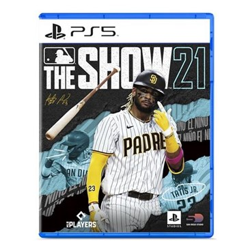 PS5 MLB美國職棒大聯盟21 (英文版)