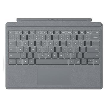 微軟Surface GO 實體鍵盤保護蓋(白金)