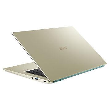 Acer 宏碁 14吋輕薄窄邊筆電 (i5-1135G7/16GB/512GB) 暮日金