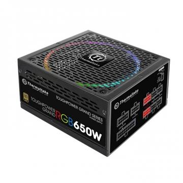 曜越 鋼影 RGB 650W 金牌 (RGB連動版)