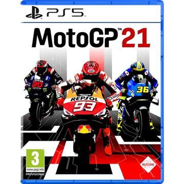 PS5 世界摩托車錦標賽 MotoGP21 簡中英文版