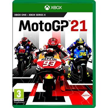 XBOX 世界摩托車錦標賽MotoGP21 簡中英文版